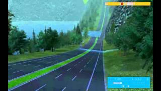 getlinkyoutube.com-Euro Truck Simulator 1.3 H-EU-MAP-IV HD 2