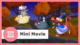 getlinkyoutube.com-Toopy and Binoo - Binoo the Brave - Mini-Movie