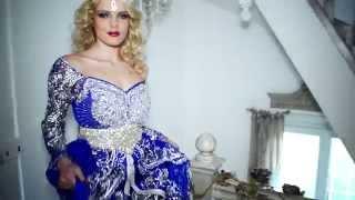 negafa mouny ziana  caftan takchita robe de mariée paris ile de france 93 95 maroc algerie
