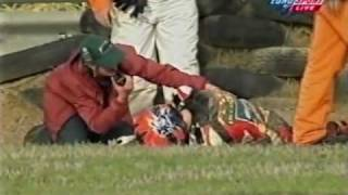getlinkyoutube.com-2000 World Superbike Phillip Island - Carl Fogarty's career-ending crash