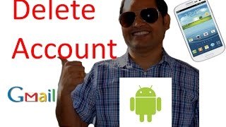 getlinkyoutube.com-How to delete gmail account in android phone