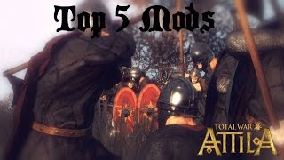 getlinkyoutube.com-Top 5 Attila Total War Mods