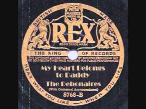 The Debonaires - My Heart Belongs To Daddy