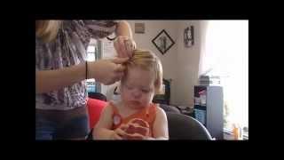 getlinkyoutube.com-How To: Toddler Hair Styles!