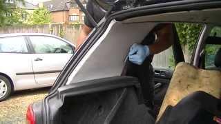 getlinkyoutube.com-VW Aerial Antenna Removal Simple, Easy, Steps