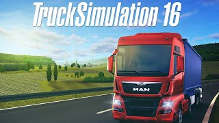 getlinkyoutube.com-Truck Simulation 2016 (by astragon Enternainment GmbH) Gameplay Trailer (Android)