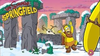 getlinkyoutube.com-Hack Los Simpson Springfield V 4.24.1 [Update Navidad] [Mega] [Funcionando]