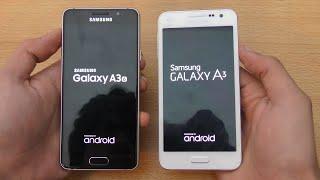getlinkyoutube.com-Samsung Galaxy A3 (2016) vs Galaxy A3 (2015) - Speed & Camera Test (4K)