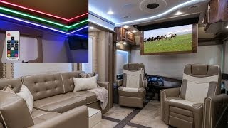 getlinkyoutube.com-NEW! 2 FULL BATH / BUNK Model Luxury Coach. Realm FS6 from MHSRV.com