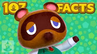 getlinkyoutube.com-107 MORE Animal Crossing Facts that YOU Should Know! | The Leaderboard