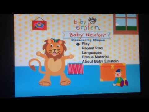 opening to baby newton 2004 dvd