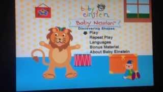 opening to baby newton 2004 dvd