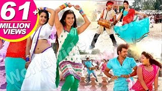 getlinkyoutube.com-Aawa Na Choli Mein Rang Dalwala|KajalRaghwani, AksharaSingh,SmritySinha,PawanSingh,Khesari lalYadav