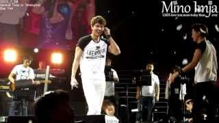getlinkyoutube.com-2013 7 28 이민호 Global Tour in Shanghai - Say Yes