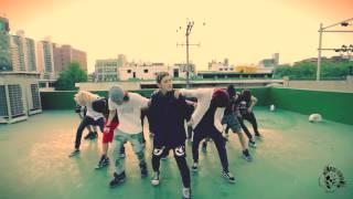 """getlinkyoutube.com-ToppDogg - """"TOP DOG"""" Dance Practice Ver. (Mirrored)"""
