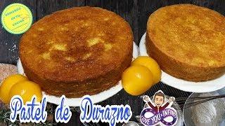 Pastel De Durazno