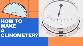 How Make A Clinometer | Application Of Trigonometry | Construction of a Clinometer