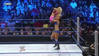 getlinkyoutube.com-WWE SmackDown 01/07/11 - Michelle McCool vs. Kelly Kelly