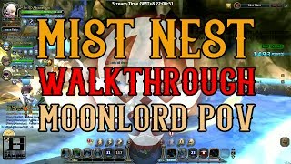 getlinkyoutube.com-Dragon Nest - Mist Nest Walk-through/Guide ; Moonlord POV ~ !