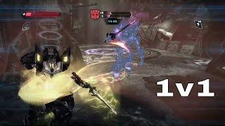 getlinkyoutube.com-Transformers: WFC 1v1 Mods - Planet x Vulcon vs TakeawayEel6