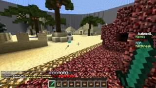 getlinkyoutube.com-Servidor de Minecraft Pirata e Original 1.5.2 Kit PvP (Com Pouco Lag)