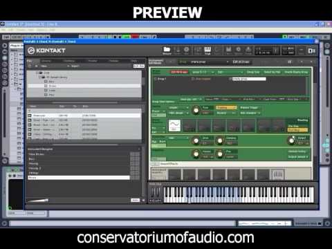 PREVIEW - Native Instruments Kontakt 4 In-Depth