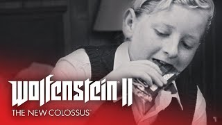 Wolfenstein II: The New Colossus - Put the Chocolate Down!