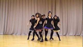 getlinkyoutube.com-【DANCEROID】メグメグ☆ファイアーエンドレスナイト【踊ってみた】