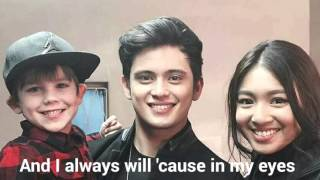 getlinkyoutube.com-No One Else Comes Close ( JaDine )