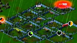 getlinkyoutube.com-Jurassic Park Builder - Code Red: 421453. Nr 1 OF THE WORLD