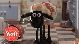getlinkyoutube.com-A Close Shave - The Birth of Shaun the Sheep - Wallace and Gromit