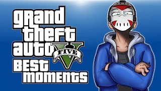 getlinkyoutube.com-GTA 5 Best Moments - 6 MILLION SUBSCRIBERS!!!! (Funny Moments, Glitches, Skits)