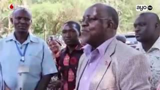 Rais Magufuli alivyotembelea shule ya msingi aliyosomea Chato