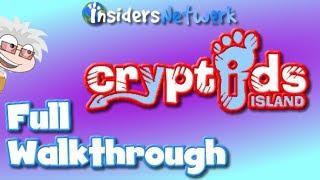 getlinkyoutube.com-★ Poptropica: Cryptids Full Walkthrough ★
