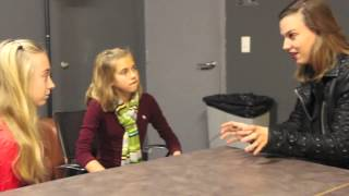 getlinkyoutube.com-Kids Interview Bands - Halestorm