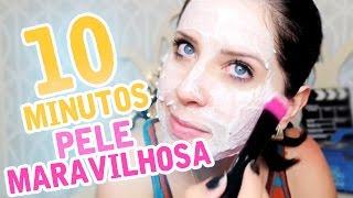 Pele MARAVILHOSA em 10 minutos - 30 DIAS COM DEDESSA #3