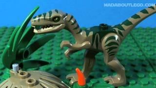 getlinkyoutube.com-LEGO DINO AMBUSH ATTACK 5882