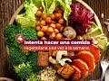La receta para una vida sana: alternativas para el planeta