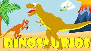 getlinkyoutube.com-Dinosaurios para niños - Sonidos y nombres de Dinosaurios