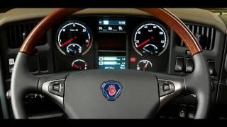 getlinkyoutube.com-The new Scania R-series, Interior Design