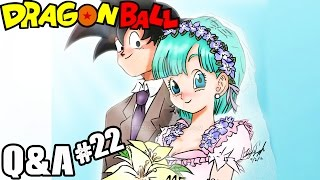 getlinkyoutube.com-What If Goku Married Bulma? Will Vegeta Ever Defeat A Main Villain? - Dragon Ball Q&A #22