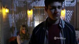 "getlinkyoutube.com-Pretty Little Liars 1x12 ""Salt Meets Wound"" Hanna and Lucas Scenes"