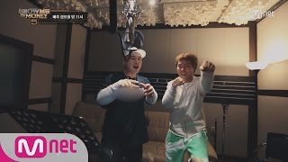[SMTM5] 'Sun Block(Feat.Microdot)' - Superbee @Semi-final (Team Dok2&The Quiett) 20160708 EP.09
