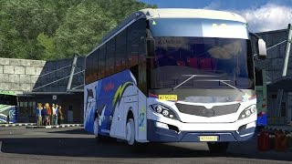 getlinkyoutube.com-Euro Truck Simulator 2 - Discovery P.O Sugeng Rahayu + Map I.Z.I Vol-1 Standalone Map Indonesia