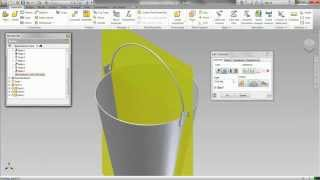 getlinkyoutube.com-Applying Limits to a constraint (AutoDesk Inventor 2012) -Modified