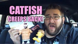getlinkyoutube.com-CATFISH BITCH is BACK!! Grim gets FREAKED OUT by INSANE STALKER Fan Mail!