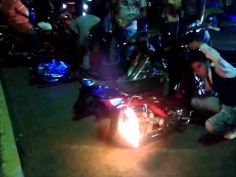 motos tuning Exibicion