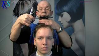 getlinkyoutube.com-*A playful Mohawk in Blue & Green*  Make-over of Jos Ka by T.K.S.