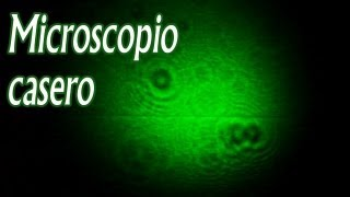 getlinkyoutube.com-Como armar un Microscopio casero │ Experimento Fácil