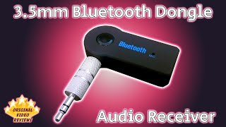 getlinkyoutube.com-Item review - 3.5mm Bluetooth Dongle